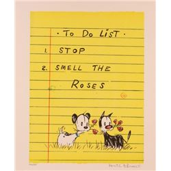 Patrick McDonnell - To Do List