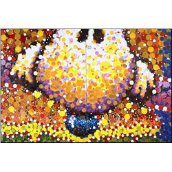 Bosa Vova on a Thin Beach by Tom Everhart