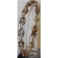 Fancy Topaz Bracelet