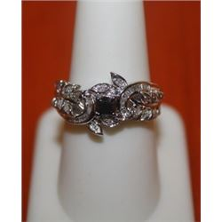 Fancy Diamond Ring