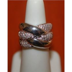 Unique Diamond Ring