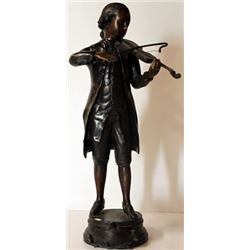 Mozart - Bronze Sculpture after Moreau