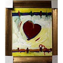 Oil Painting on Canvas - Peter Max