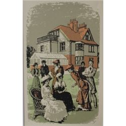 House Party - Lithograph -  Legrand