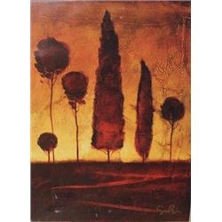 Toscana 3 - Lithograph -  Bill Simon