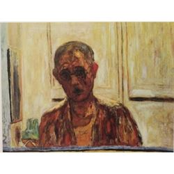 Sadness  - Signed Lithograph -  Bonnard