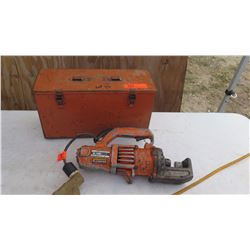 Diamond 115Volt DC-20WH Rebar Cutter w/Case