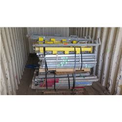 Large Lot of Safety Railing