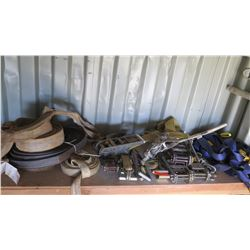 Misc. Strapping Bands (Tie-Downs), Pallet Strapping Materials, Tensioners