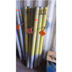 Lot of Misc. Metal Pipes - Europlus