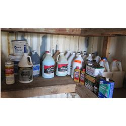 Misc. Primer, Concrete Remover, Water Seal Products, etc.