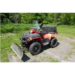 2011 POLARIS SPORTSMAN 500 H.O. ATV
