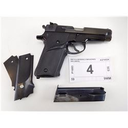 SMITH & WESSON , MODEL: 59 , CALIBER: 9MM