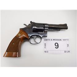 SMITH & WESSON , MODEL: 18-3 , CALIBER: 22 LR