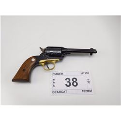 RUGER , MODEL: BEARCAT , CALIBER: 22 LR