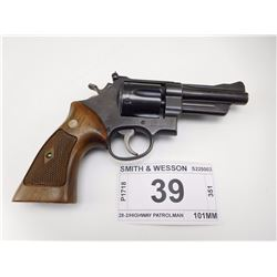 SMITH & WESSON , MODEL: 28-2/HIGHWAY PATROLMAN , CALIBER: 357 MAG