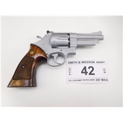 SMITH & WESSON , MODEL: 28-2 HIGHWAY PATROLMAN , CALIBER: 357 MAG