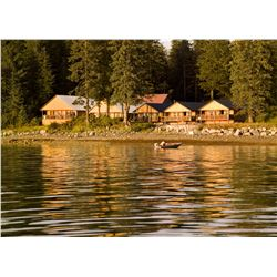 Lodging at Leonard's Landing Lodge in Yakutat, Alaska