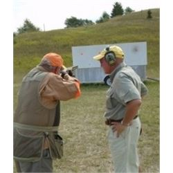 Custom Try-Gun Gunfitting Service for 1 Wing Shooter or Clay Target Shooter