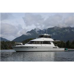 """5 Day/6 Night """"Yacht-Basted"""" Fishing Trip for 4 People"""
