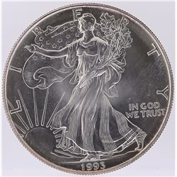 1993 American Silver Eagle Dollar Coin