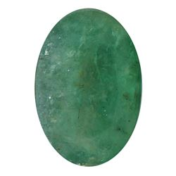4.86 ctw Oval Emerald Parcel