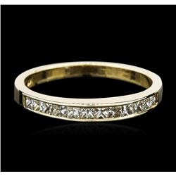 14KT Yellow Gold 0.36 ctw Diamond Ring