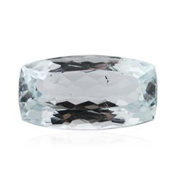 5.81 ctw Cushion Cut Natural Cushion Cut Aquamarine