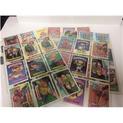 GARBAGE PAIL KIDS TRADING CARDS LOT