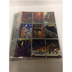 STAR WARS TRADING CARDS LOT