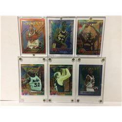 NBA BASKETBALL TRADING CARD LOT (STOUDAMIRE, JONES, WEBBER & MORE)