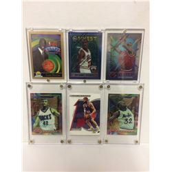 NBA BASKETBALL TRADING CARD LOT (PAYTON, JORDAN, HOWARD & MORE)