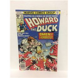 HOWARD THE DUCK COMIC #13 1st Full Appearance of KISS! KQQL Bronze-Age Issue 1977