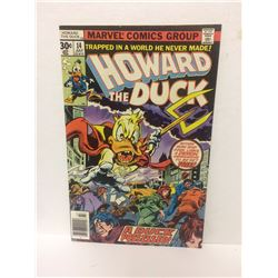 1977 Howard The Duck #14 MARVEL COMIC BOOK Howard the Duck as Son of Satan