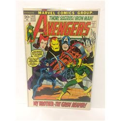 AVENGERS #102 Sentinels! Grim Reaper! 1972 Classic Bronze Issue MARVEL COMIC