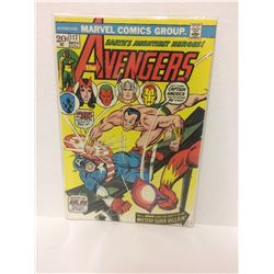 Avengers #117 (1973) High Grade  Captain America vs Sub-Mariner MARVEL COMIC