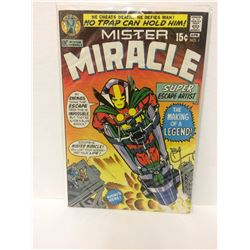 1970 Mister Miracle #1 1st Appearance Mr. Miracle & Oberon DC Bronze Age KEY Comic