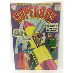 1960 DC Superboy #79 Life On Krypton The Spoiled Superboy Smallville Clark Kent
