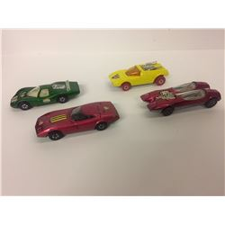 HOT WHEELS/ MATCHBOX TOY CAR LOT