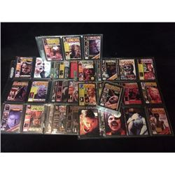 FANGORIA TRADING CARDS LOT