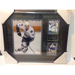 "Vancouver Canucks Alexander Edler  Authentic Framed 15"" x 17"" Collage"