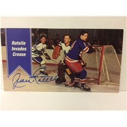 1994 Parkhurst Tall Boys #152 Ratelle Invades Crease