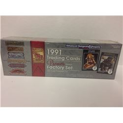 Advanced Dungeons And Dragons TSR 1991 Trading Card Factory Set D& D