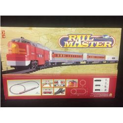 RAIL MASTER TRAIN SET IN BOX