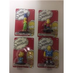 THE SIMPSONS ACTION FIGURE LOT