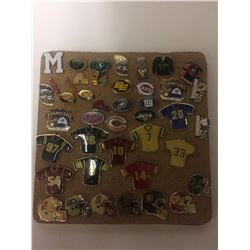 PRO SPORTS TEAMS PIN LOT