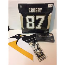 PITTSBURGH PENGUINS FAN SOUVENIR LOT