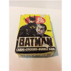 NEW 2ND SERIES BATMAN (TOPPS) TRADING CARD SET