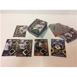 NHL ROOKIE HOCKEY TRADING CARDS LOT