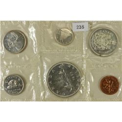 1965 CANADA SILVER (PF LIKE) SET NO ENVELOPE